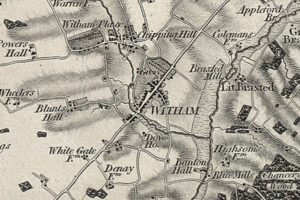 History Of Witham