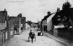 High Street, Tollesbury © Copyright Footstepsphotos 2006. http://www.footstepsphotos.co.uk/index.html