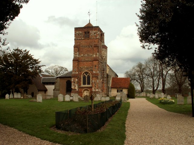 St. Mary's Church, Lawford