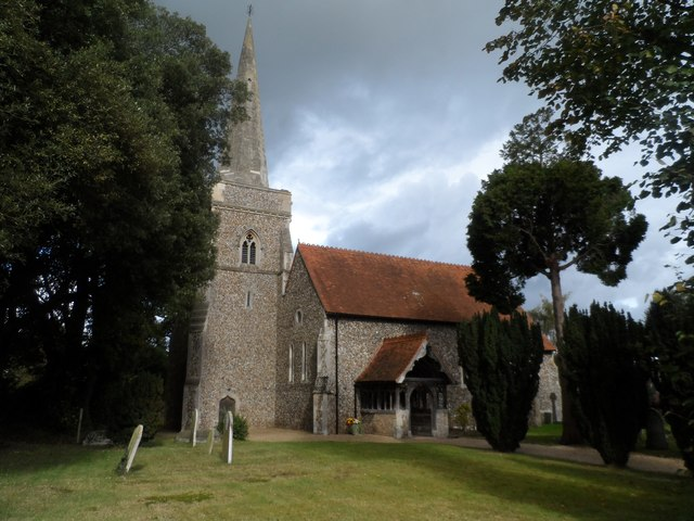 St. Margaret's Church, Aldham