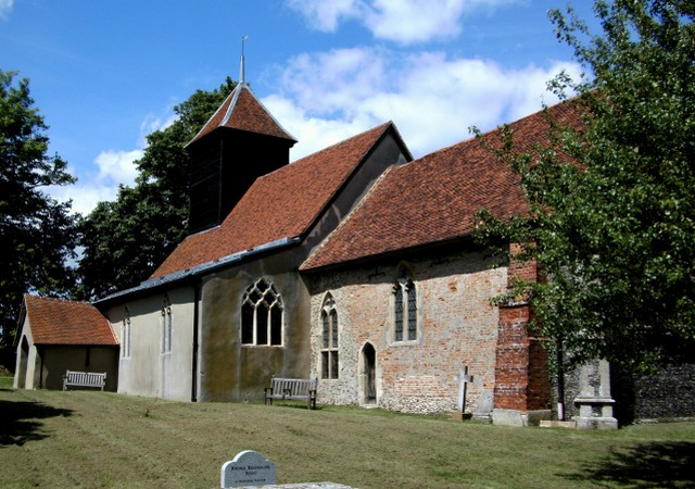 St Barnabas Church - exterior