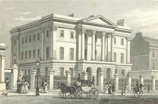 apsley house exterior