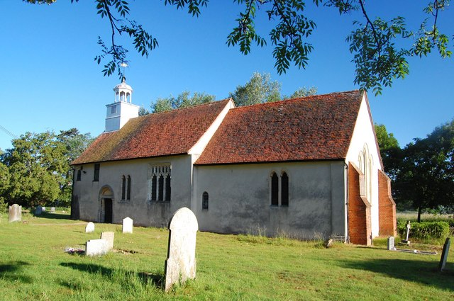 Barnston Parish Church