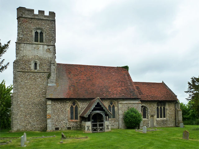 St. Botolph's Church - exterior