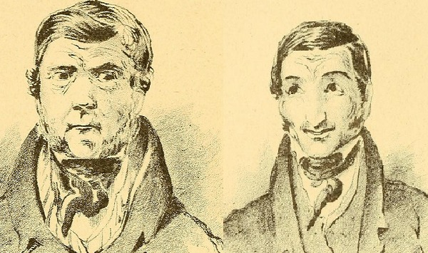 burke and hare portraits