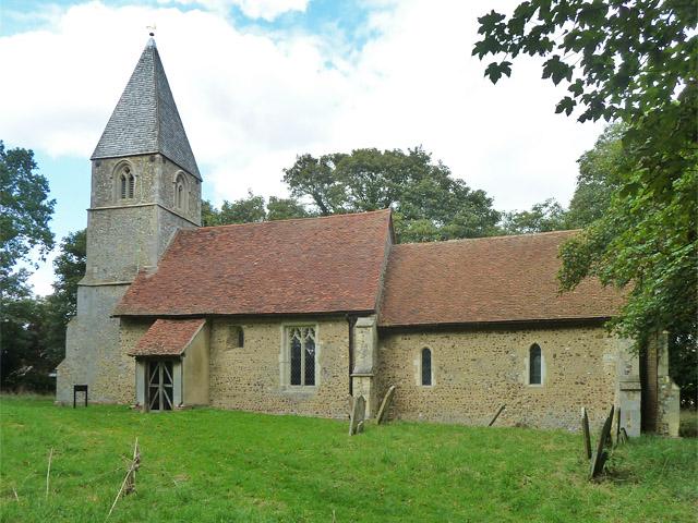 St Mary's Church, Chickney