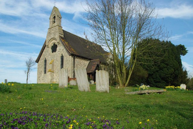 All Saints and St Faith's Church, Childerditch