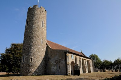 All Saints Church, Frostenden, Suffolk