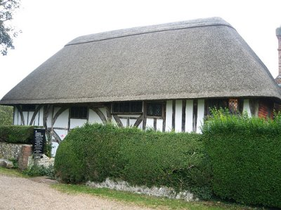 Clergy House, Alfriston