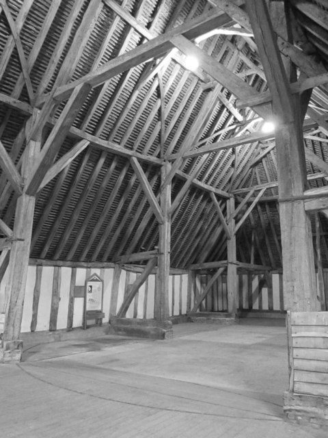 Cressing Barn - Interior
