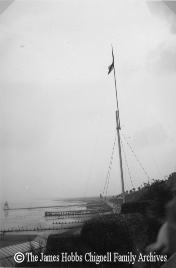 Dovercourt Seafront Copyright The James Hobbs Chignell Family Archives