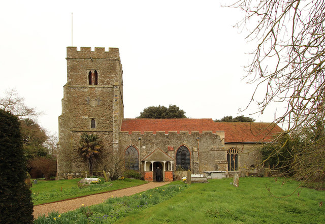 St. Edmund's Church