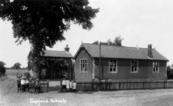 School c.1920, Copford © Copyright Footstepsphotos 2006. http://www.footstepsphotos.co.uk/index.html