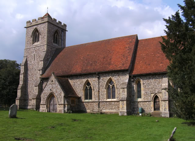 St. Mary's Church, Farnham