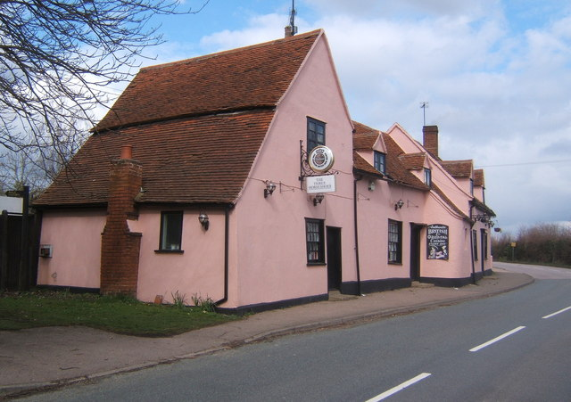 Three Horseshoes P.H.