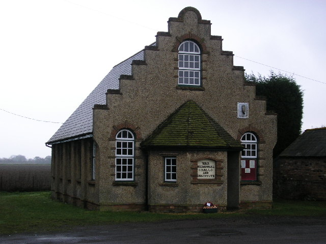 Frating Village Hall - exterior