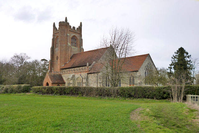 St. Mary's Church, Gestingthorpe