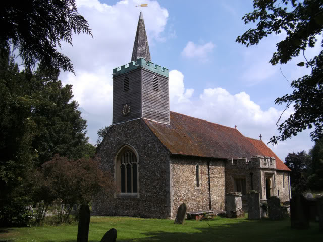 St. Mary's Church - exterior