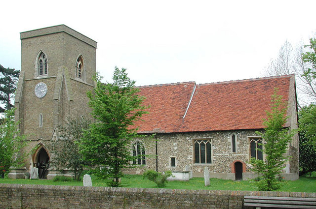 St Mary's Church exterior