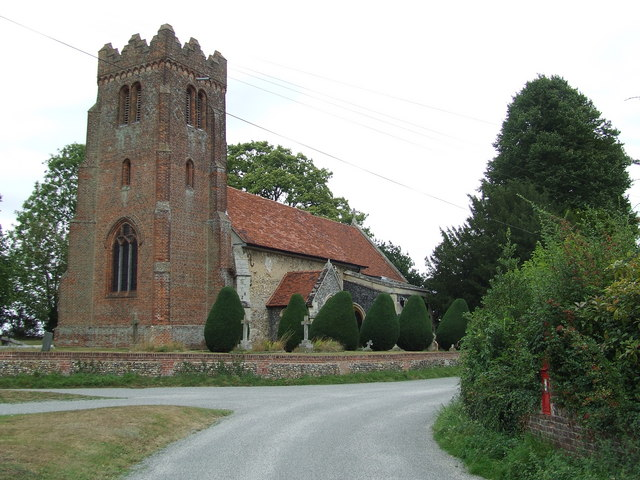 Liston Church - exterior