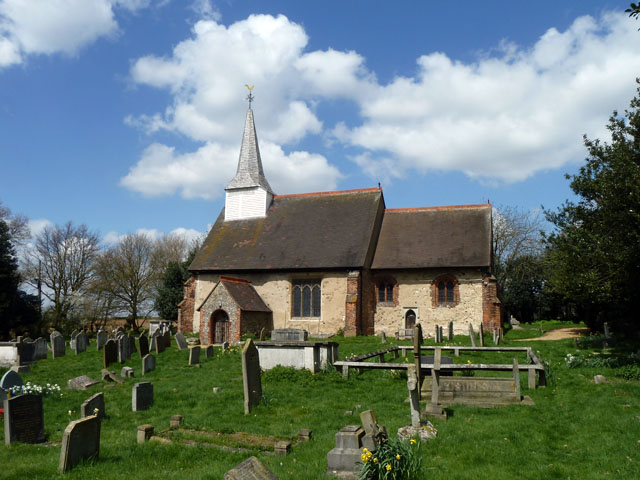 St. Mary's Church, Little Burstead
