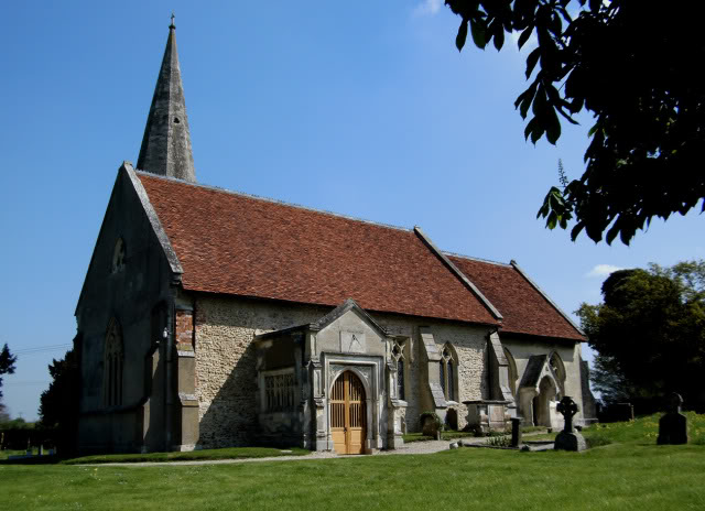 All Saints Church, Little Canfield