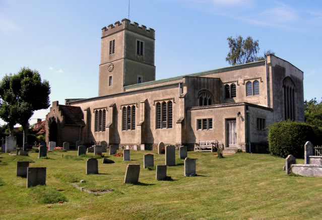 St. Peter and St. Paul's Church, Little Horkesley