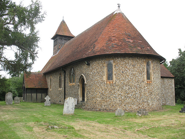 St Mary's Church, Little Parndon