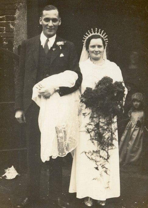 Mr and Mrs Mackenzie