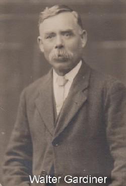Walter Gardiner