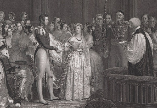 queen victoria and prince albert marriage