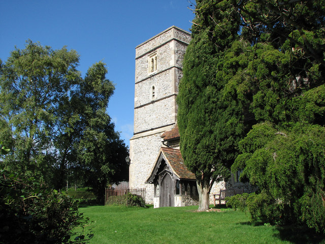 St Mary's Church, Strethall