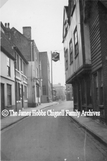 Kings Quay Street Copyright The James Hobbs Chignell Family Archives