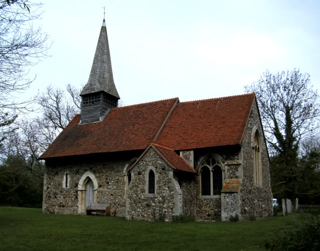 All Saints Church - exterior