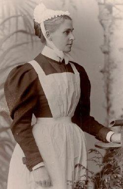 female house servant
