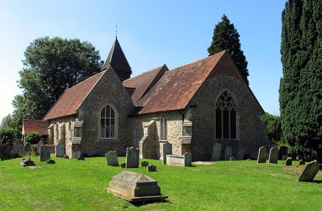 St. Mary's Church, West Bergholt