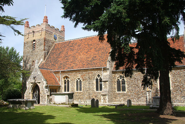 St. Andrew's Church, Wormingford
