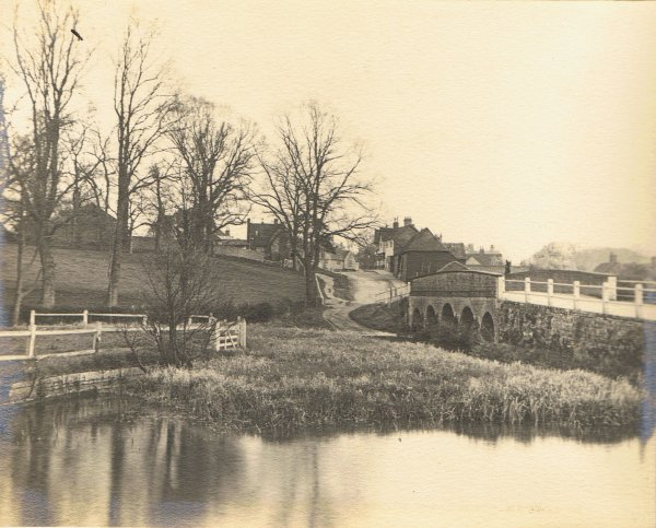 Bridge at Chipping Hill, Witham