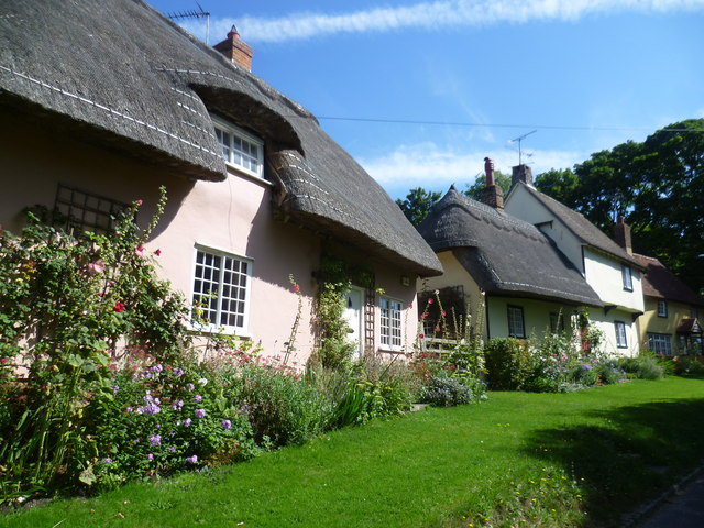 cottages - exterior
