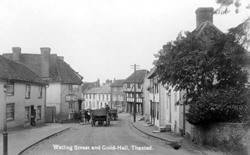 Watling Street, Thaxted © Copyright Footstepsphotos 2006. http://www.footstepsphotos.co.uk/index.html