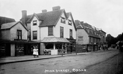High Street, Ongar © Copyright Footstepsphotos 2006. http://www.footstepsphotos.co.uk/index.html