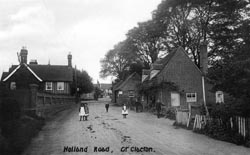 Holland Road, Great Clacton © Copyright Footstepsphotos 2006. http://www.footstepsphotos.co.uk/index.html