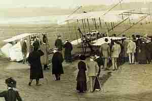 brooklands airfield