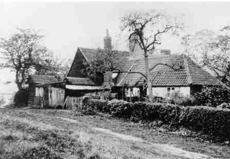 Poors Cottages