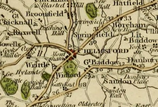 History of Chelmsford