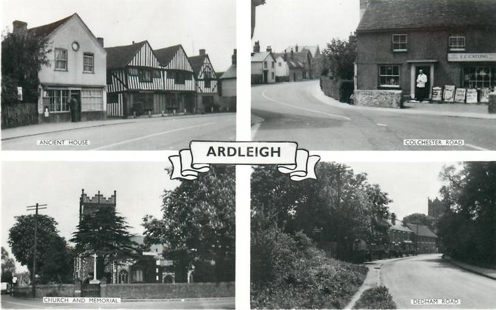 four views of Ardleigh