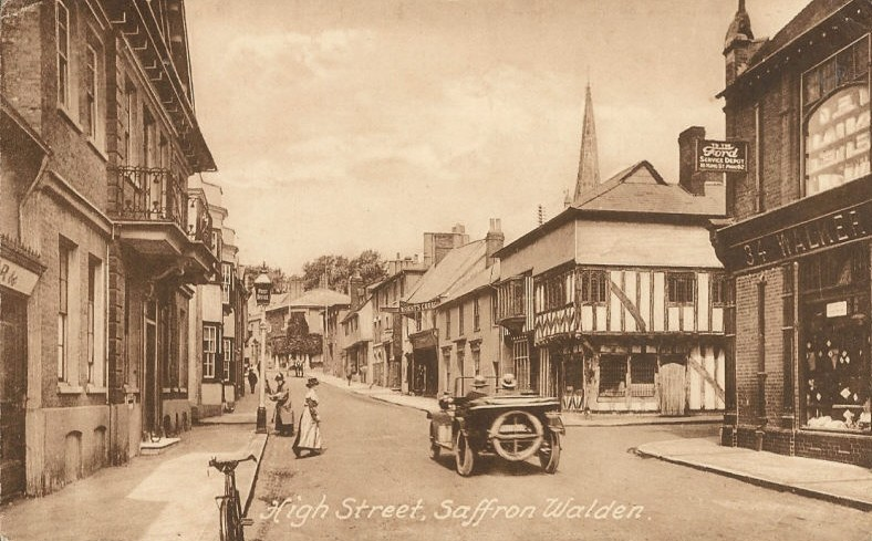 High Street, Saffron Walden